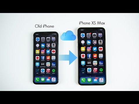 how-to-backup-old-iphone-&-restore-to-iphone-xs/xs-max-(setup-process)