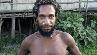 Cannibals Arrested in Papua New Guinea