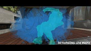 Introducing Synergy Macho by Syn Weezrd!