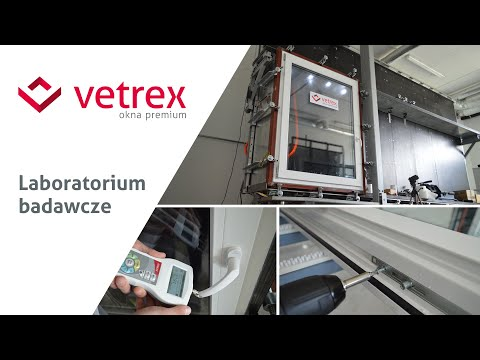 Badanie szczelności okien Vetrex