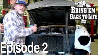 "BRING 'EM BACK TO LIFE Ep 2 ""Kleemann's Auto Parts Pt. 2"" (Full Episode)"