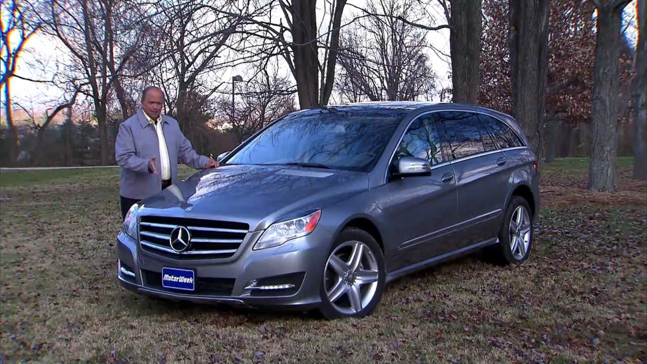 road test 2011 mercedes benz r class youtube. Black Bedroom Furniture Sets. Home Design Ideas