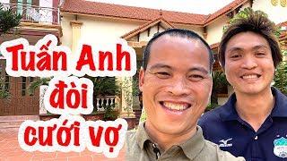 Thăm nhà Tuấn Anh và chuyện Tuấn Anh đòi cưới vợ | Vlog Minh Hải