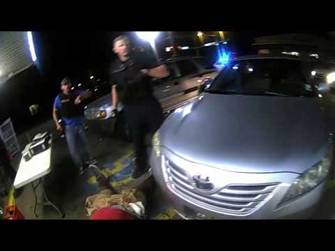 Alton Sterling shooting Lake body camera video GRAPHIC CONTENT