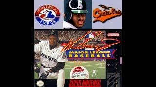 GeeK KetchUP Retro Sports League Challenge S1 - Ken Griffey Jr  Presents MLB  O's vs Royals