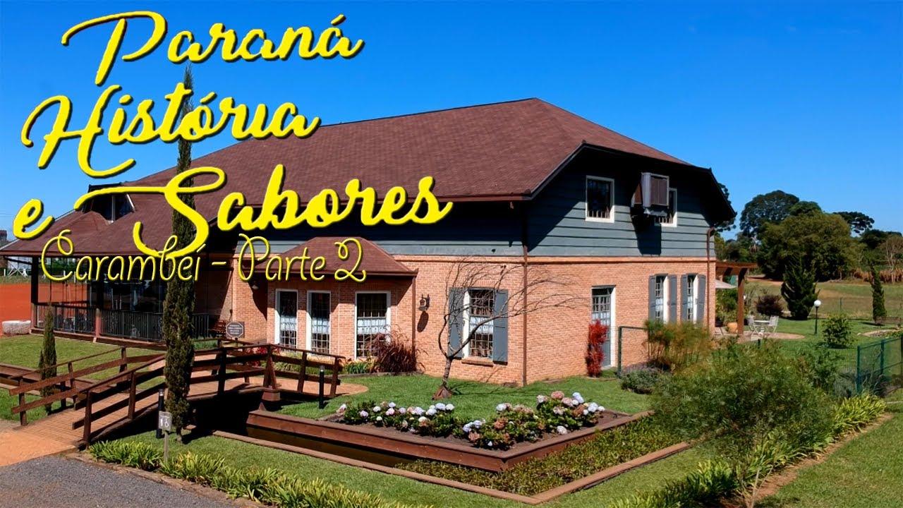 Paraná História e Sabores no Frederica's Koffiehuis