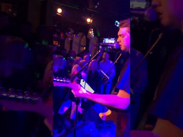 Bandet E-Street 29/2-20