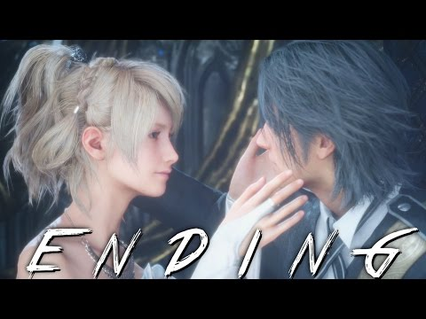 FINAL FANTASY 15 ENDING / FINAL BOSS – Walkthrough Gameplay Part 15 (FFXV)