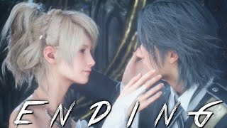 FINAL FANTASY 15 ENDING / FINAL BOSS - Walkthrough Gameplay Part 15 (FFXV)