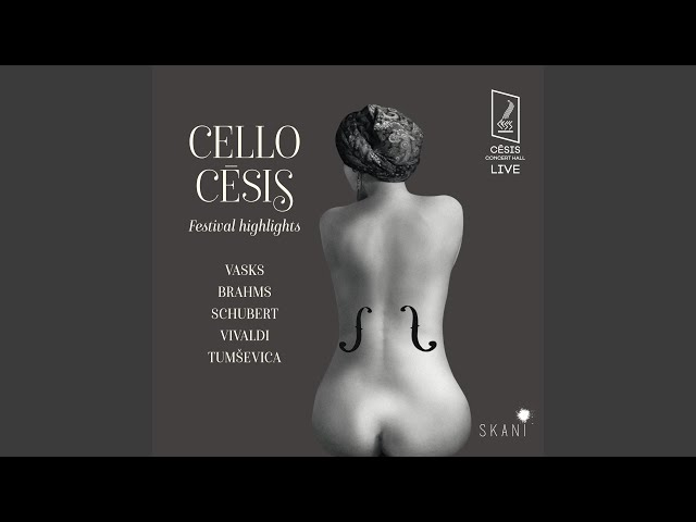 Cello Concerto No. 2 Presence: III. Adagio (Live)