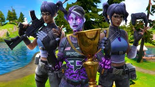 We Won a Zone Wars Tournament w/ Dubs & Melody