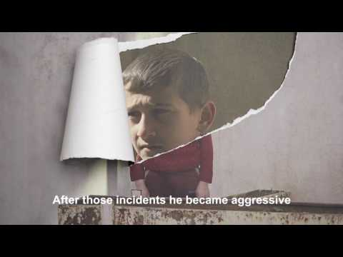 Trauma Visualized for a Syrian Refugee Child | Ahmed's Story