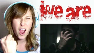 ONE OK ROCK WE ARE, Japanese Ver. ( OFFICIAL MUSIC VIDEO ) | REACTION