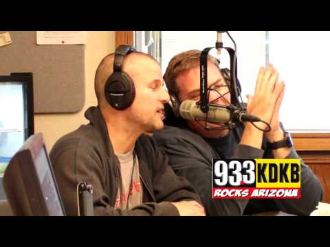 Super Troopers 2 Announcement In-Studio on 93.3 KDKB