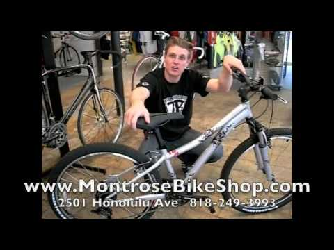 Diva Bikes From Specialized, Mika Ladies Bike at Montrose Bike Shop