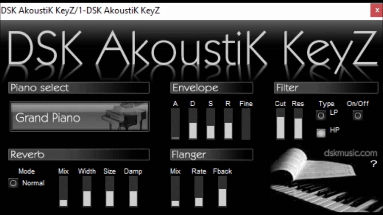 DSK Akoustik KeyZ by DSK Music