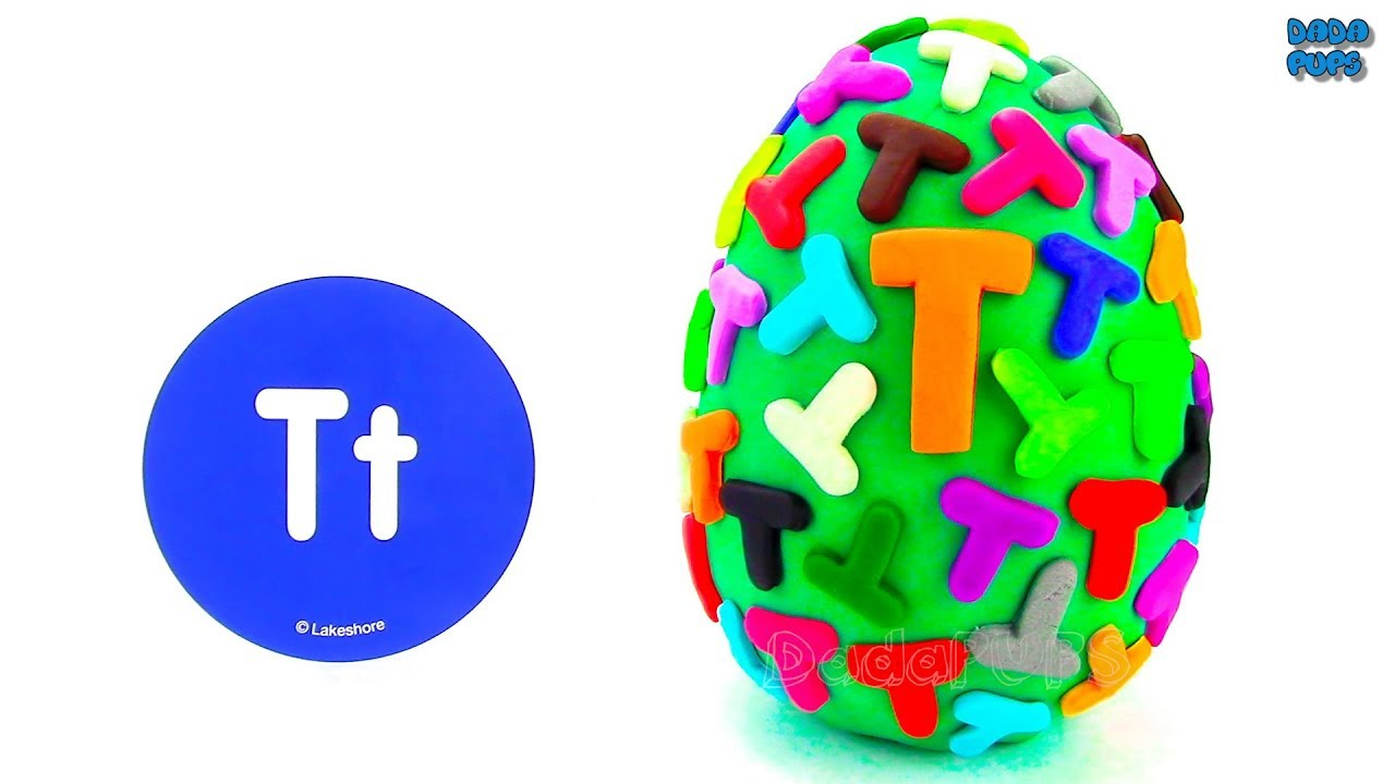 Learn T Letter Spelling Words That Start With The Letter T