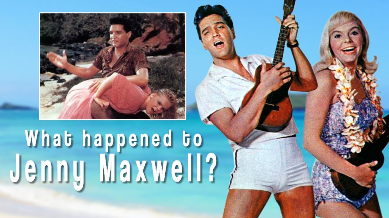 Image result for jenny maxwell in blue hawaii