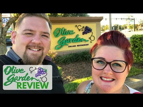 Olive Garden Restaurant Review - Orlando - Bronson Memorial Hwy