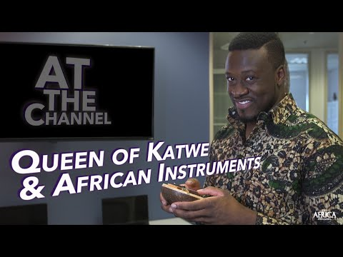 Dr. Sebi, Queen of Katwe, and African Instruments: AT THE CHANNEL | The Africa Channel