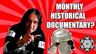 New Monthly Historical Documentary Series Announced!