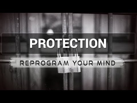 Protection affirmations mp3 music audio - Law of attraction - Hypnosis - Subliminal