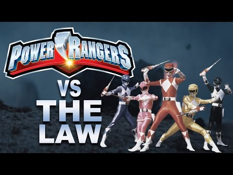 Power/Rangers Adult Fan Film Under Legal Attack - The Know