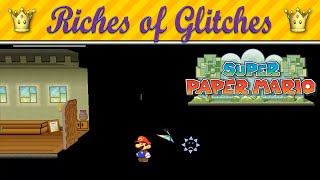 Riches of Glitches in Super Paper Mario (Glitch Compilation)