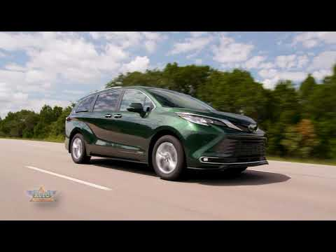 2021 Toyota Sienna LTD Hybrid AWD
