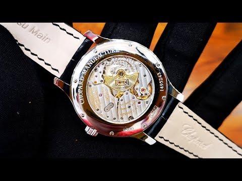 [Review Đồng Hồ] Tuyệt Vời Chopard L.U.C Classic Mark III 168500-3002   ICS Authentic
