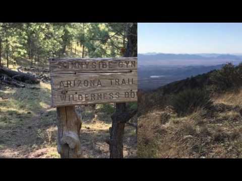 Arizona Trail | Huachuca Mountains
