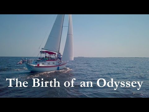 The Birth of an Odyssey - Episode 1 of Skeleton Crew Sailing's Expedition to Round Cape Horn