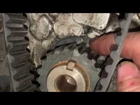 Mazda Protege Timing Belt How To