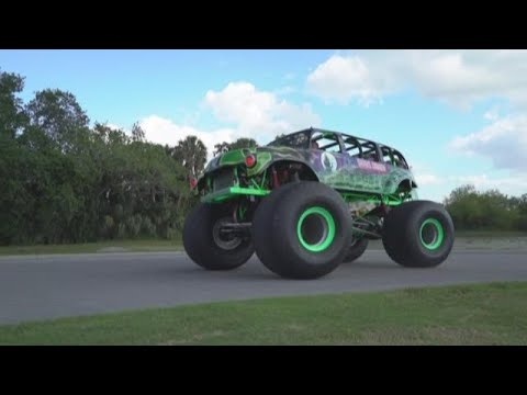 Chris Proctor - Cedar Point To Have Monster Jam Attraction This Year