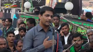 Anjuman Sajjadia Jalalpur | Shab-e-Bimar-e-Karbala | 24th Moharram 1438-2016 | Amhat Sultanpur