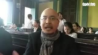Đặng Lê Nguyên Vũ: 'Qua đến đây không phải để chia tài sản!'