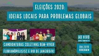 Eleições 2020: Ideias locais para problemas globais - Coletivas Bem-Viver - VERDE MAR #83