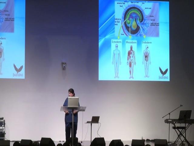 "Watch ""Dr Michelle Strydom teaching on Tri-unity of GOD"" on"