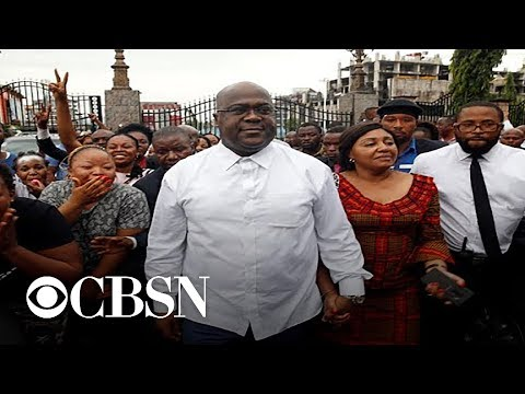 Congo election: Opposition candidate wins surprise victory in presidential race Mp3