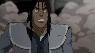 The Legend of Korra Tarrlok All Waterbending and Bloodbending scenes