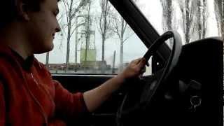 BMW 524td E28 - test drive