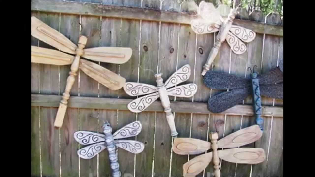 Get Creative With These 25 Fence Decorating Ideas and ... on Backyard Wooden Fence Decorating Ideas id=84482