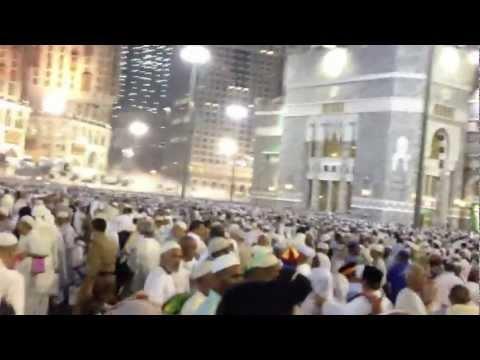 Hajj 2012 - Labaik Allah Huma Labaik