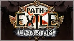 PATH of EXILE: DELIRIUM - Expansion Reveal - Pushing the Boundaries of Sanity