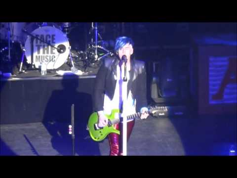 Marianas Trench - Round Here Cover - Live In Montreal 2013