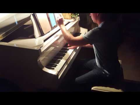 Billy Joel - You're My Home (PIANO COVER W/ SHEET MUSIC)