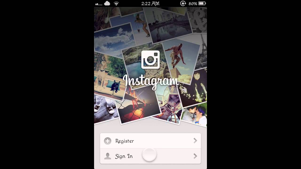 how to make ig acount private