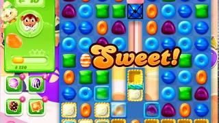 Candy Crush Jelly Saga Level 924 - NO BOOSTERS **