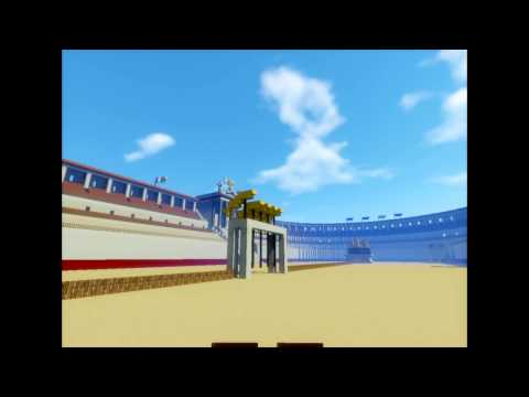Circus Maximus - Latin - Minecraft