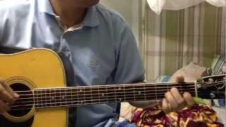 Hoa trinh nu [Guitar solo] [K'K]